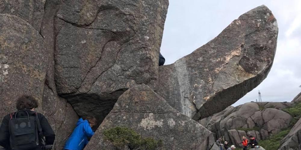 This Huge 'Troll Penis' in Norway Has Been Re-Erected