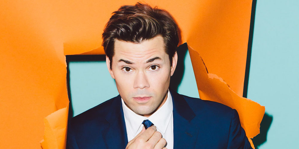 Andrew Rannells Recounts a Tale of Casual Sex and Family Tragedy