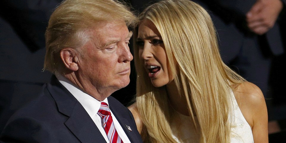 Trump's Trans Ban Proves Ivanka Has No Influence Over Her Father's White House