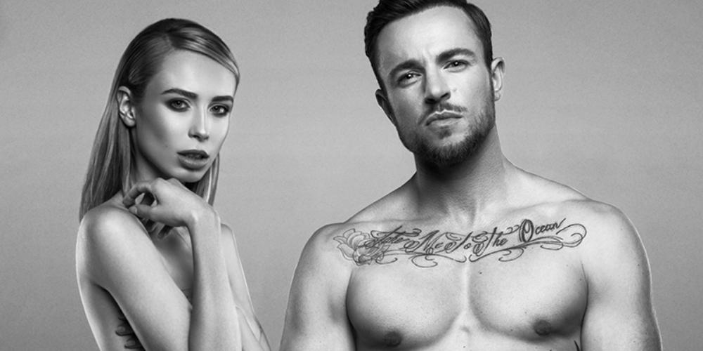 Checa la Atrevida Campaña que Lanzó PETA, con los Modelos Trans Benjamin Melzer y Loiza Lamers