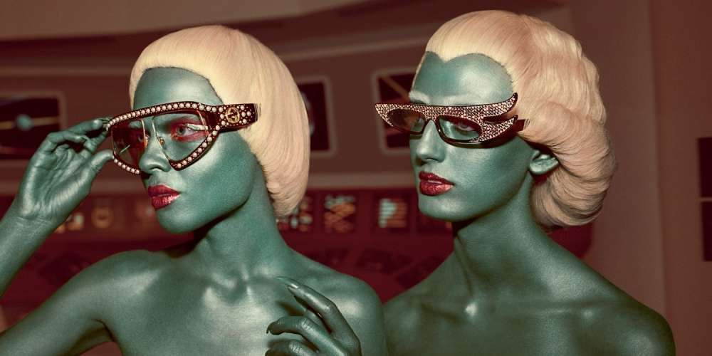 The Costume Designer Behind Gucci's '60s Sci-Fi Shoot Can Build Anything