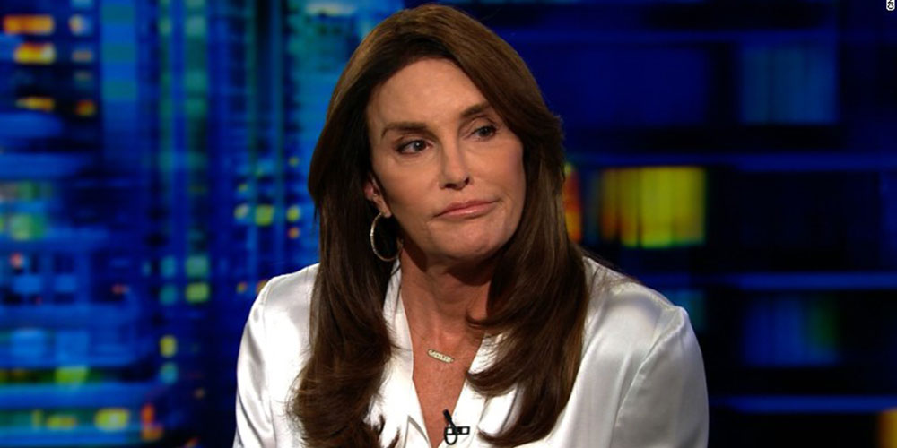 Caitlyn Jenner Says She Wore That Pro-Trump 'Make America Great Again' Cap by Accident