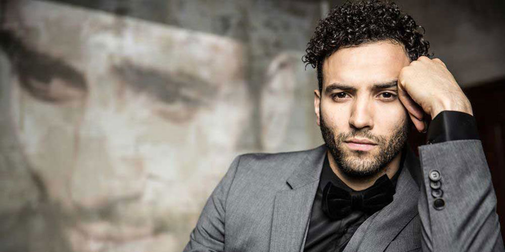 Olha aqui 5 fotos deliciosas de Marwan Kenzari, o atro que vai fazer Jafar no filme da Disney