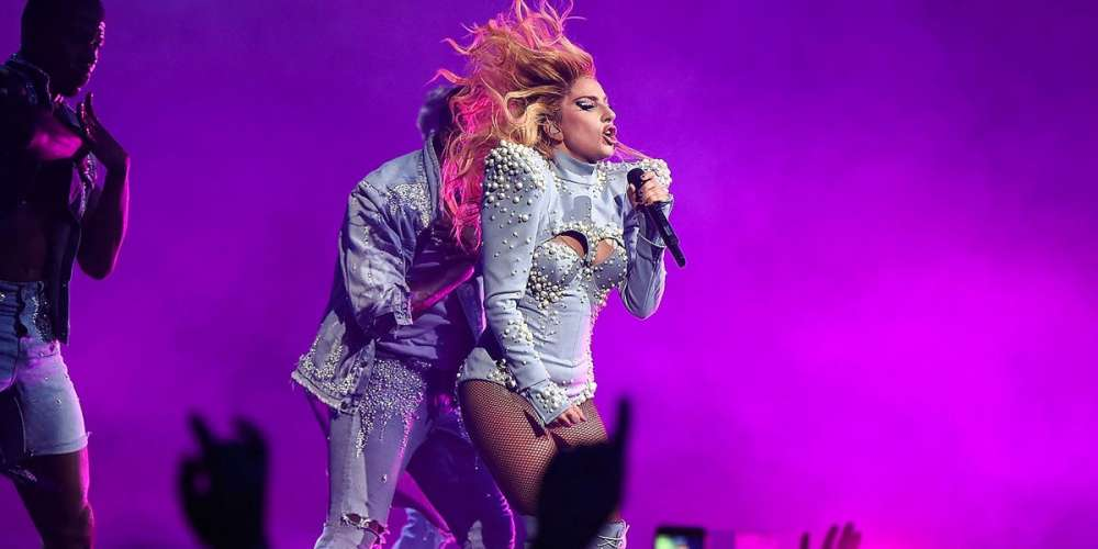 Lady Gaga's 'Born This Way' Message Continues to Uplift LGBTQ Fans at Her L.A. Concert