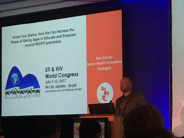 World STI & HIV Congress Discusses Technology, Apps, and a Gayer Agenda