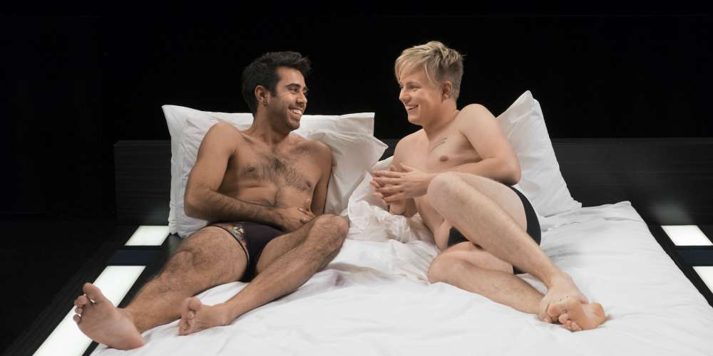 A Gay Trump Voter Will Be Featured on MTV's New Naked Dating Show 'Undressed'