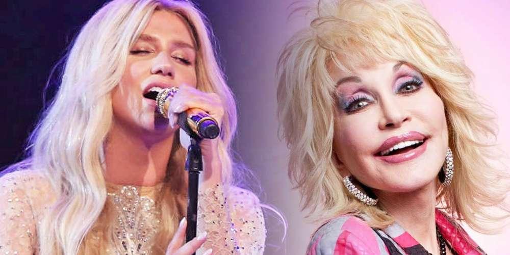 You Really Need to Hear Dolly Parton's Duet on Kesha's New Album 'Rainbow'