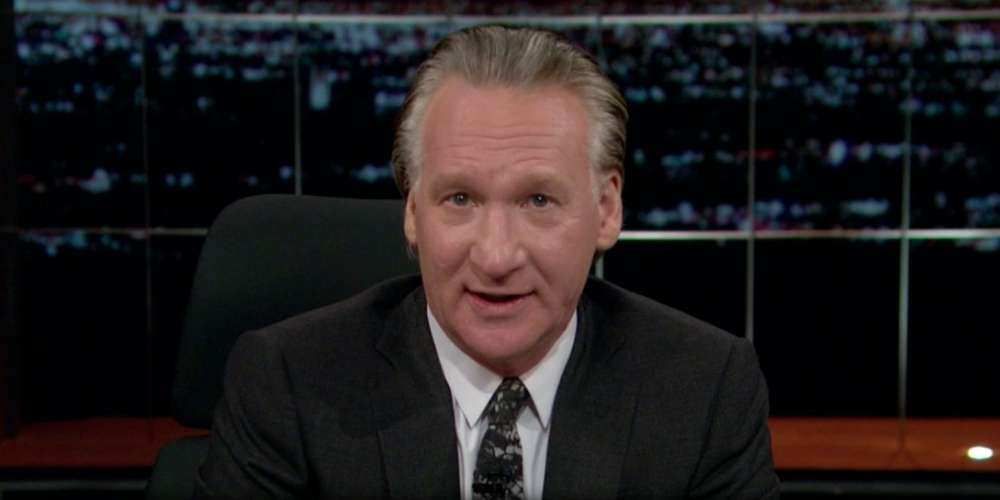 Bill Maher Is the Latest Comedian to Make a Gay Joke About Trump and Putin