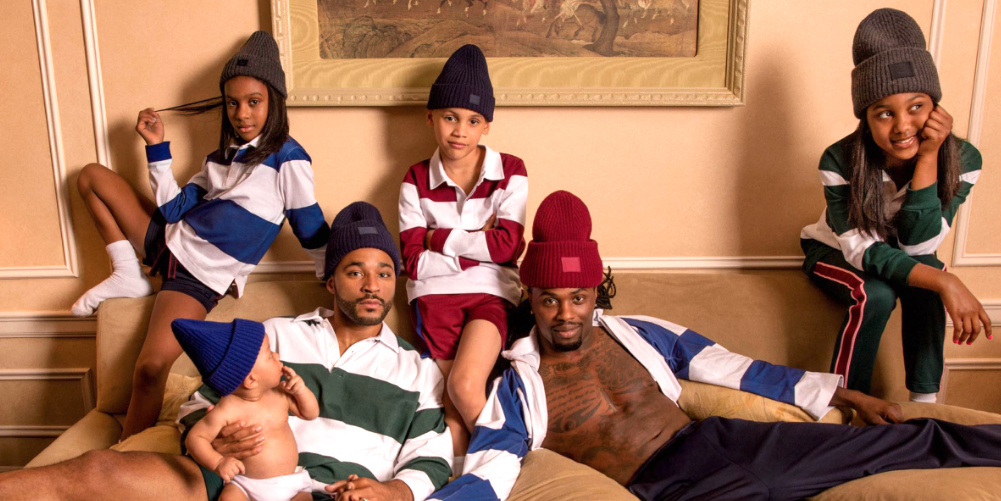 Our Favorite Family Ever Just Became the New Face of Acne Studios