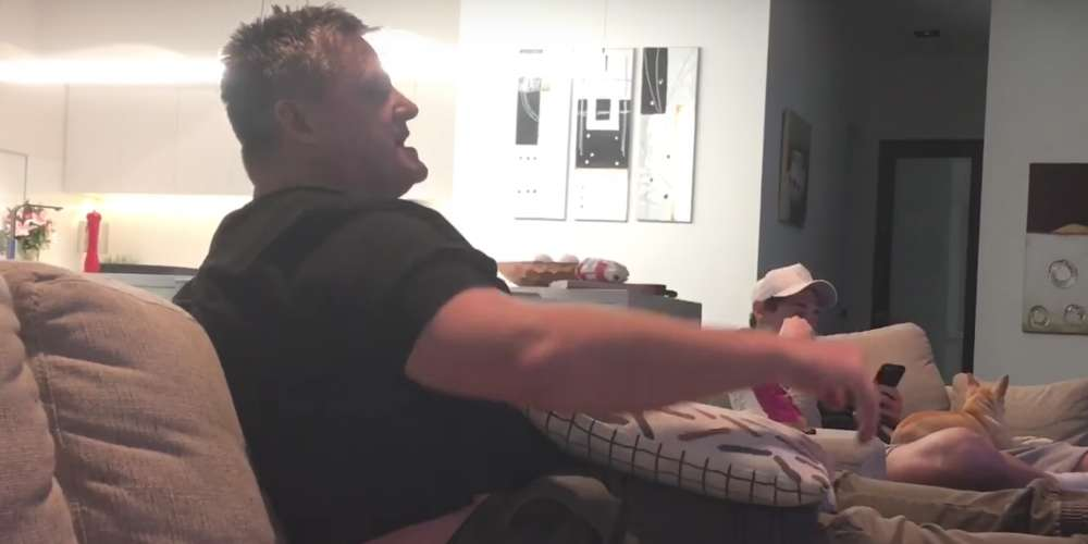 Watch This Angry Dad's Epic Rant in Support of Australian Gay Marriage