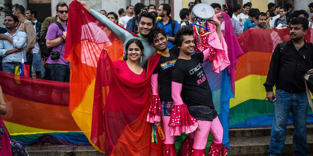 India's Supreme Court Says Sexual Orientation Is a Fundamental Right
