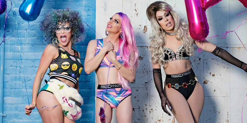 Willam Throws Major Shade at Courtney Act With a Speechless Alaska Sitting in Front of Her