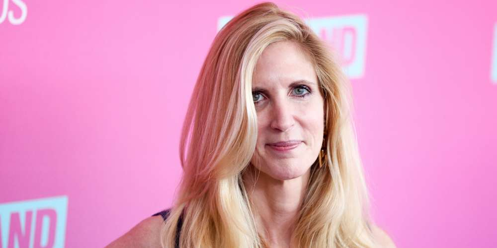 Ann Coulter Insists LGBTQs Are More at Fault for Hurricane Harvey Than Climate Change