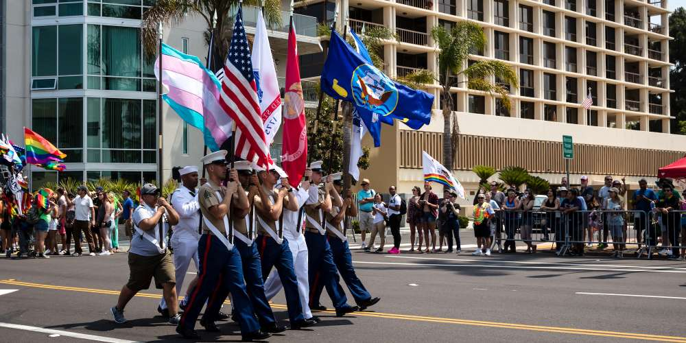 Despite What You May Have Heard, Trump's Military Trans Ban Is Not Frozen