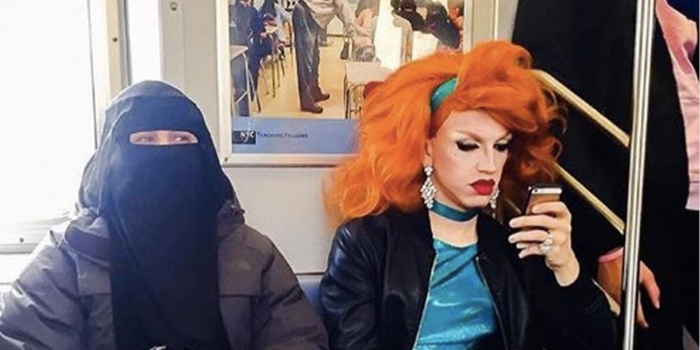 พบกับ Gilda Wabbit ควีนผู้อยู่เบื้องหลังภาพไวรัล 'Future Liberals Want'