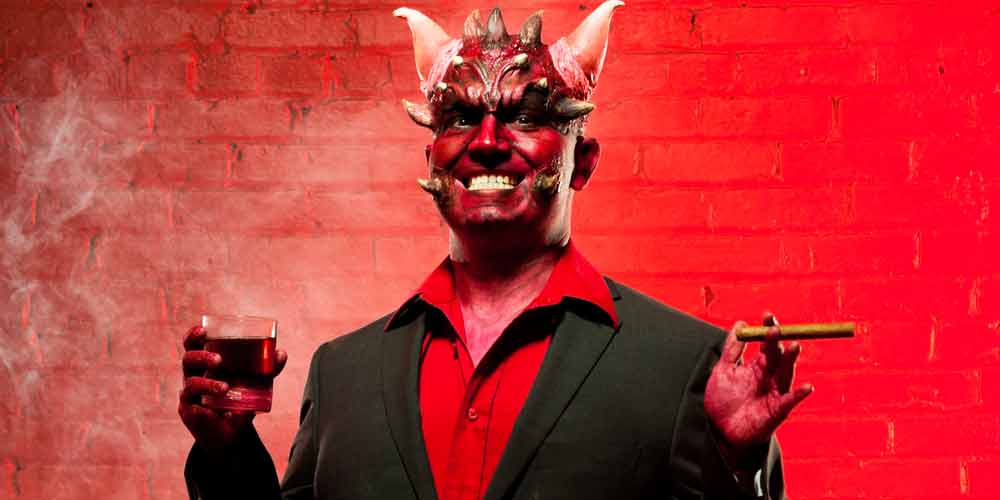 Gay Man Becomes Mayor of Hell, Michigan, and Immediately Bans All Straight People
