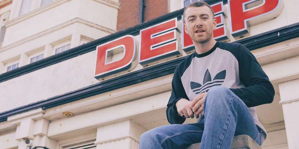 A Newly Svelte Sam Smith Announces He'll Release New Music Next Week