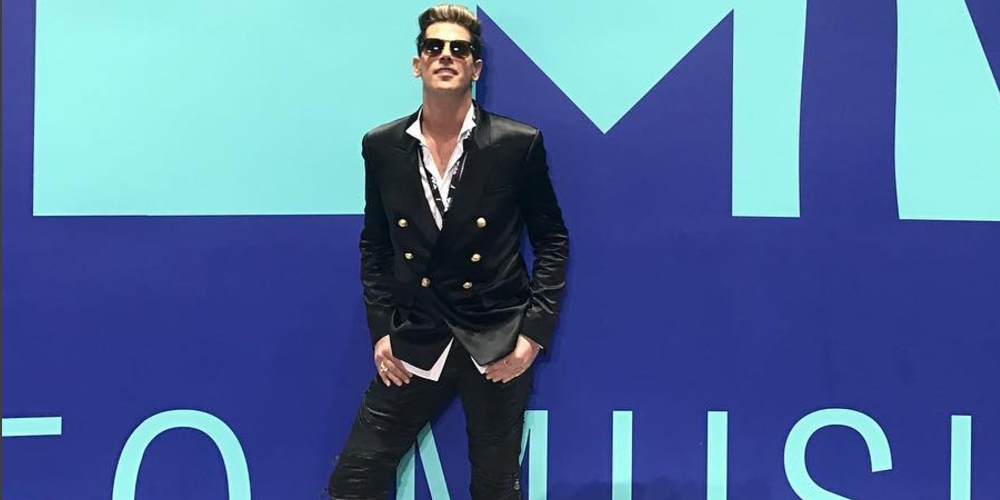 Why Was Milo Yiannopoulos a VIP at the MTV Video Music Awards?
