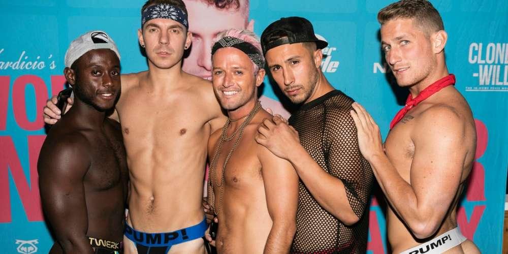 50 ภาพสุดเซ็กซี่จากงานชุดชั้นในของ Daniel Nardicio ใน Fire Island