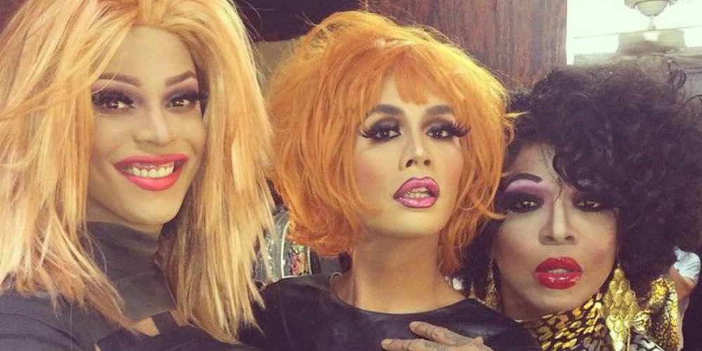 'Drag Race' Drama: Tyra Sanchez Goes on Racist, Violent Tirade Against Raja
