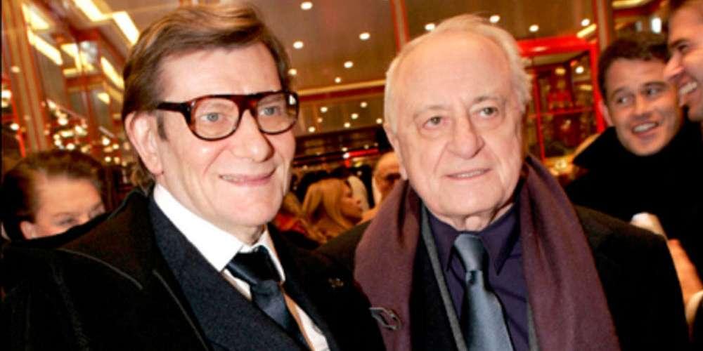 Mort de l'homme d'affaires Pierre Bergé, compagnon de Yves Saint Laurent et fondateur de Têtu