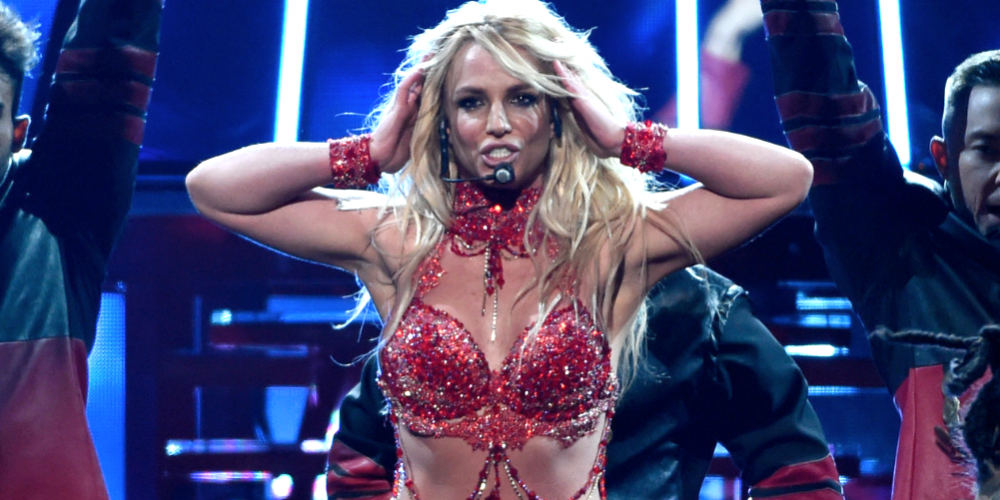 This Week's Must-Haves: A Britney Tee, Nasty Pig Gear & High-Tech High-Tops