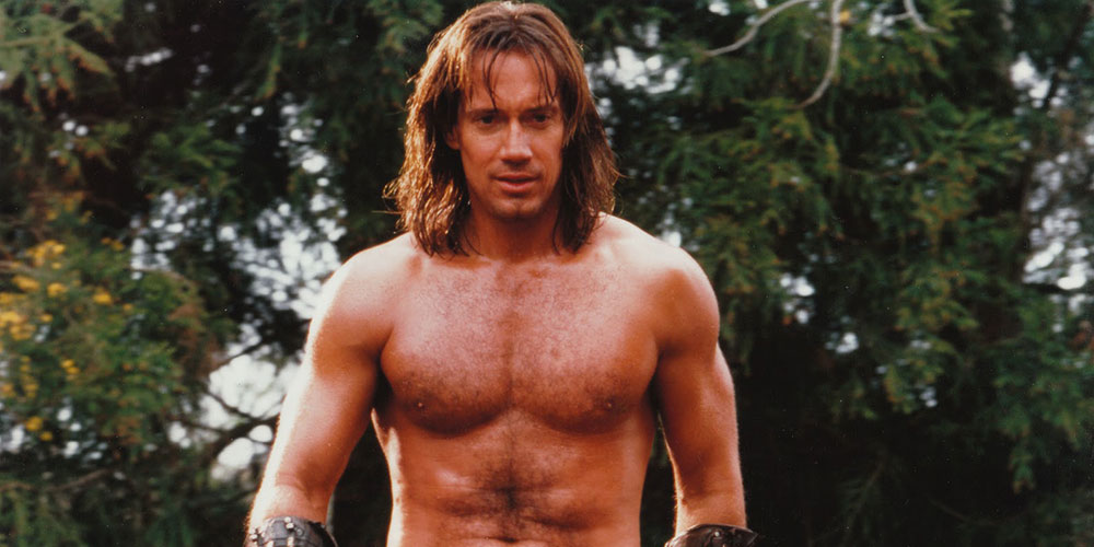 The Hunky Actor Who Played TV's Hercules Is Speaking at an Anti-LGBTQ Conference