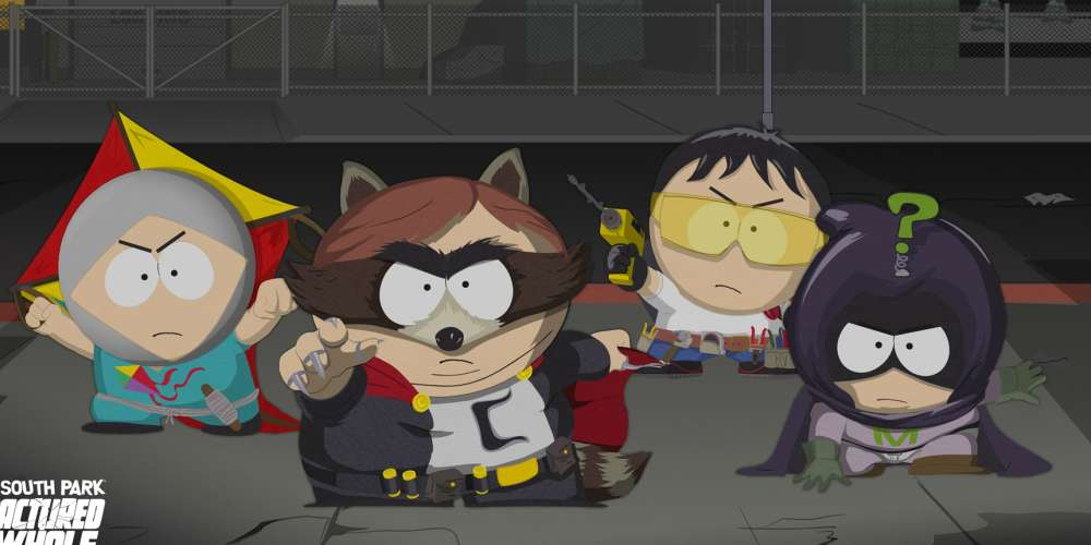 The New 'South Park' Game Is Harder If Your Character Has Darker Skin or Is Trans