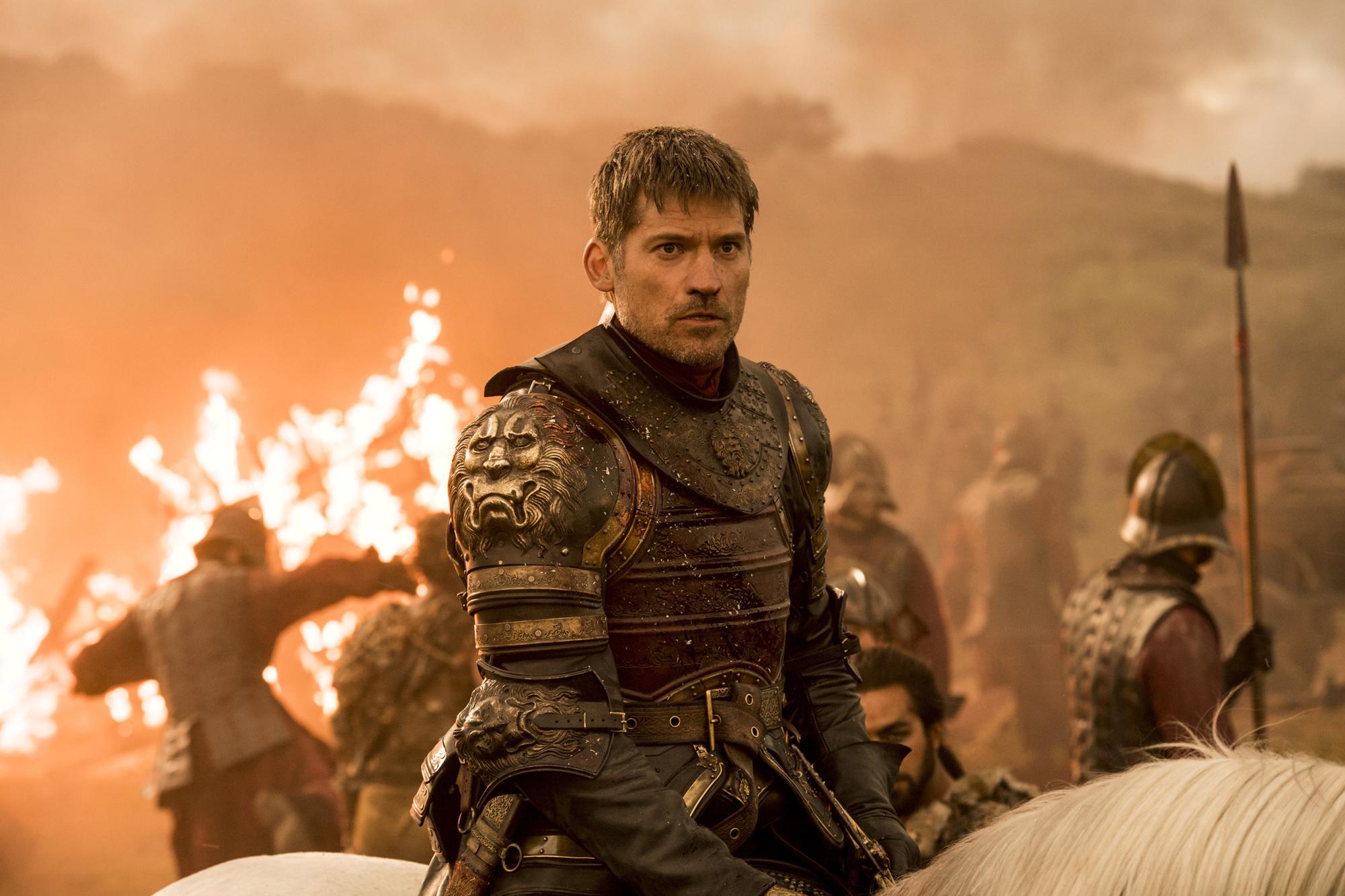 hottest game of thrones men jaime