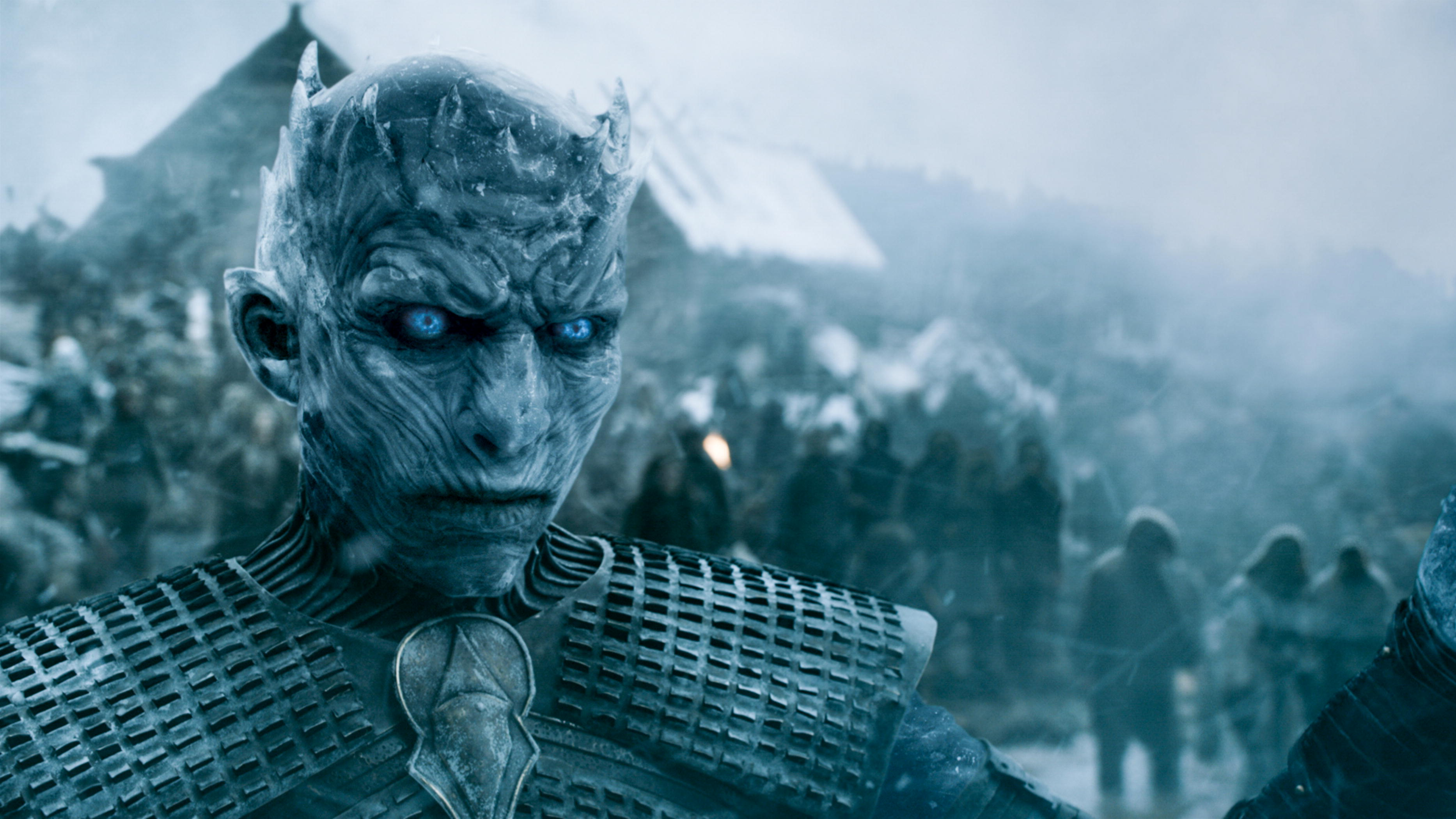hottest game of thrones men night king