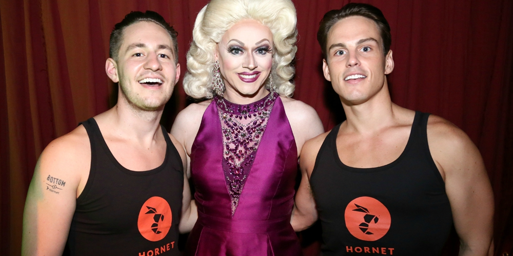 #HornetNYC Photos: 'So You Think You Can Drag' Premiere at New World Stages