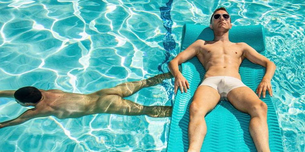 This Palm Springs Resort Welcomes Men of All Shapes to Its Inaugural 'Naked Weekend'