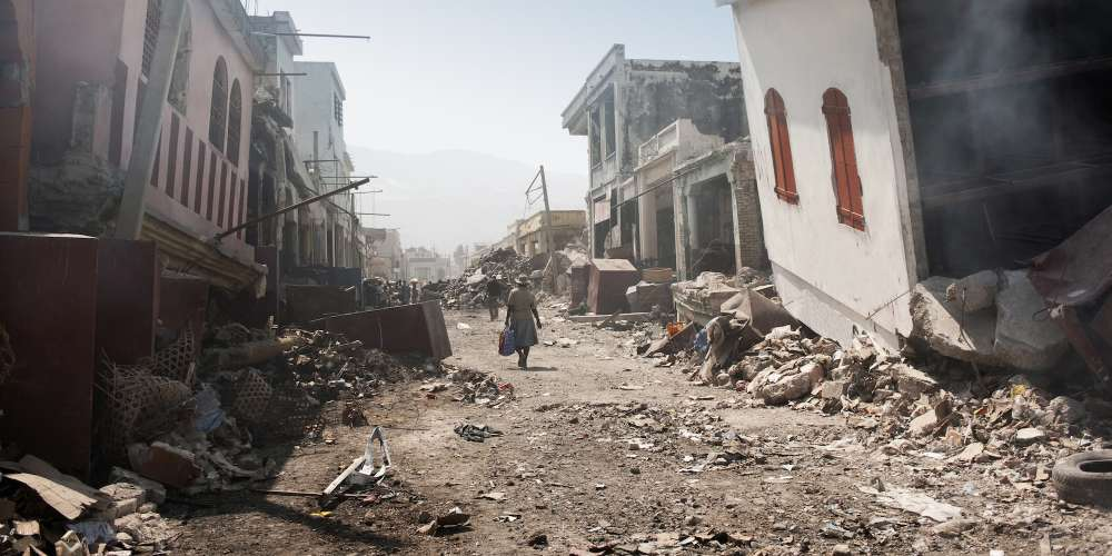 Protect Yourself From the Next Big Earthquake With These 3 Steps