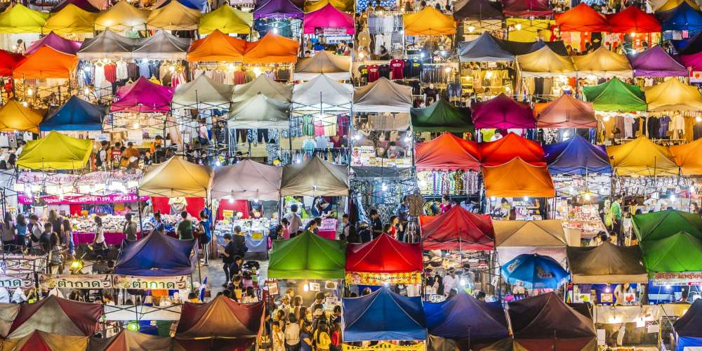 Explore the Vibrant Rainbow of Gay Thailand, One Color at a Time