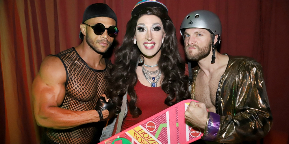 #HornetNYC Photos: 'So You Think You Can Drag' Week 2 at New World Stages