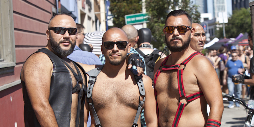 50 Candid Shots of the 2017 Folsom Street Fair's Sexiest and Strangest Looks