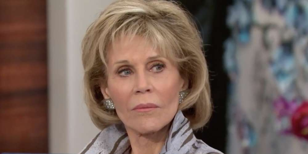 Add Jane Fonda to the List of People Who Regret Going on Megyn Kelly's New Show