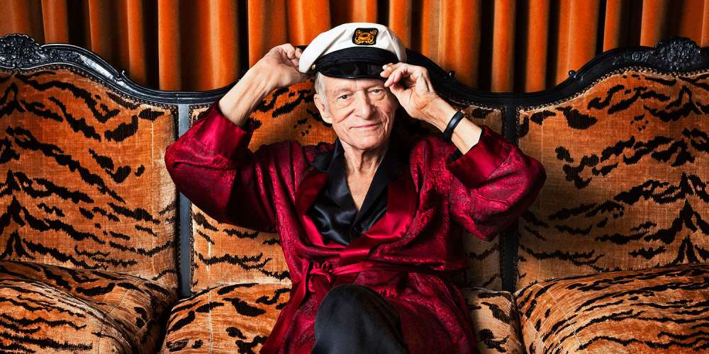 Playboy's Hugh Hefner, Dead at 91, Was a Staunch Supporter of Gay Rights