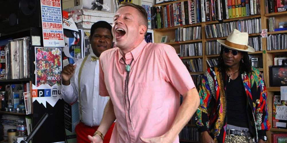 'Angry Old White Dudes' Won't Stop Macklemore from Singing His Pro-Marriage Anthem in Australia
