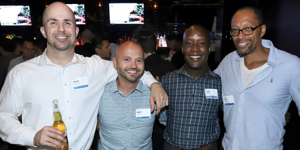 Hornet's Professional Mixer 'Stung' Returns for Ad Week in New York City