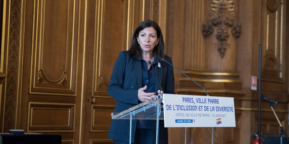 Centre d'Archives LGBT de Paris: Les Ecolos mettent la pression sur Anne Hidalgo