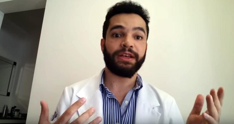 Doutor Maravilha fala sobre PrEP com o Hornet