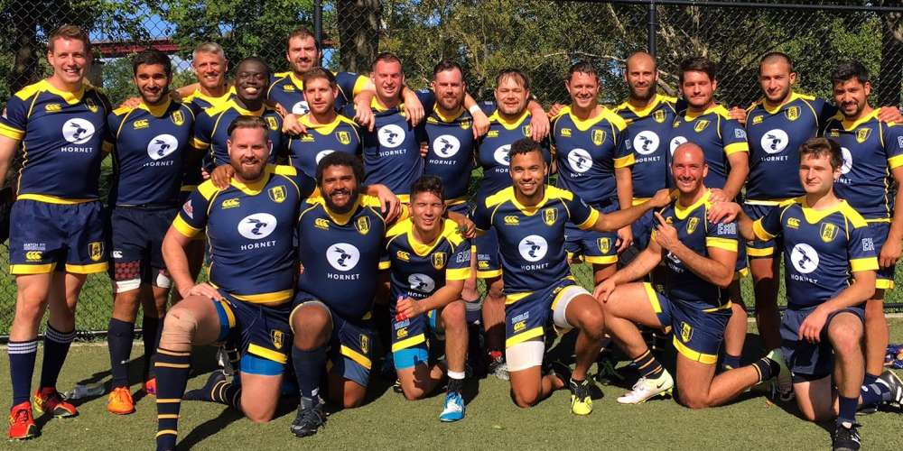 This New York Gay Rugby Team Offers Its Players the Ultimate Male Bonding