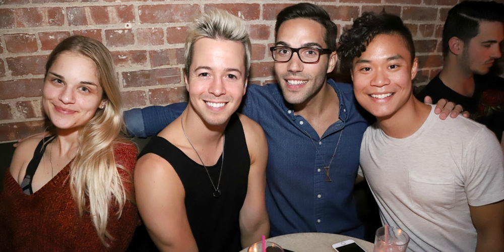 #HornetNYC Photos: Stage Fright's 100th Show at Therapy