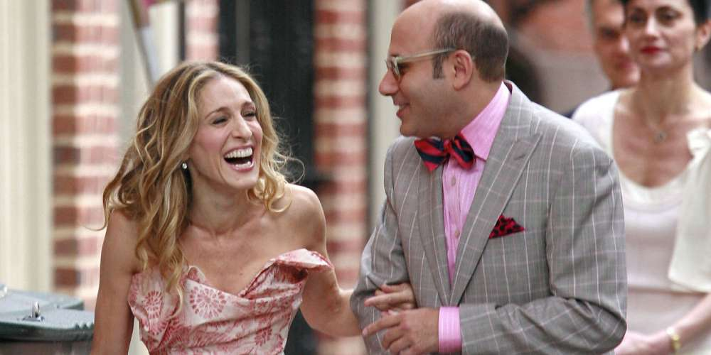 Carrie Bradshaw's Gay Best Friend Just Got Involved in the 'Sex and the City 3' Drama