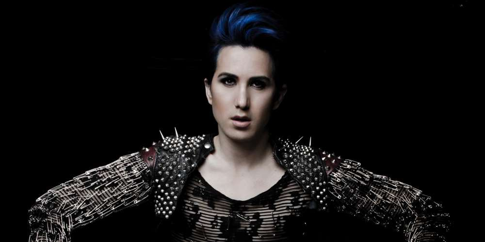 Ricky Rebel Calls Being Criticized as a Trump Supporter 'Just as Painful' as Coming Out as Bi