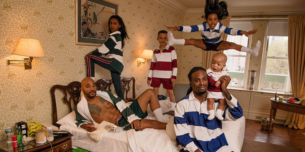 We Sat Down With World-Famous Gay Dads Kordale and Kaleb on Their Recent Trip to Paris