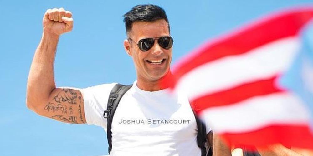 Ricky Martin Se Tendrá que Casar Fuera de los EE.UU. Gracias al 'Tavel Ban' de Donald Trump
