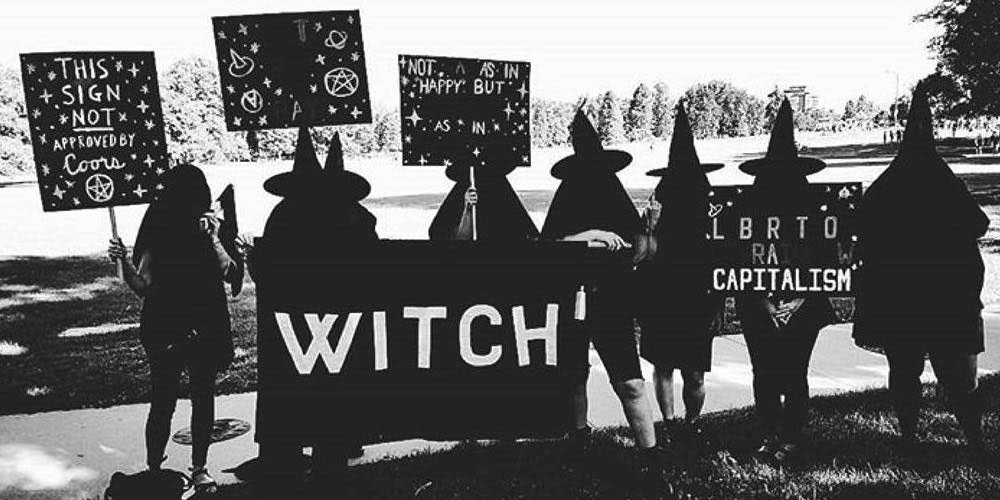 Witches Are Forming Covens Across America and Casting Spells for LGBTQ Rights