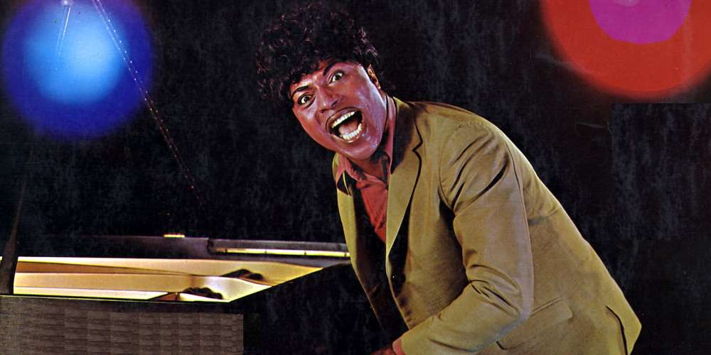 Little Richard Says He's No Longer Gay Because He 'Wants to Be Saved'